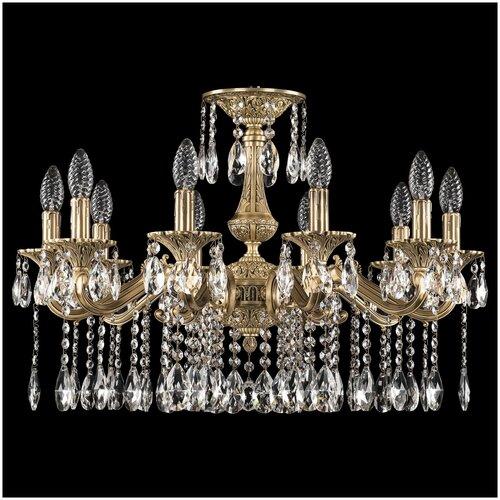 Фото - Люстра Bohemia Ivele Crystal 72102/10/210 A FP, E14, 400 Вт люстра bohemia ivele crystal 72402 10 250 a fp fh1m e14 400 вт