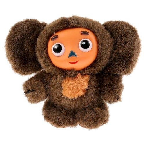 Мягкая игрушка Мульти-Пульти Чебурашка коричневый 14 см, без чипа, Мягкие игрушки  - купить со скидкой