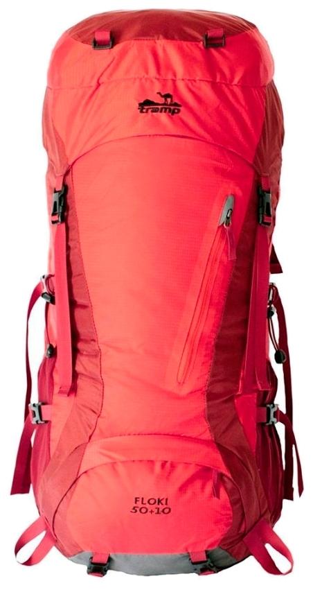 Характеристики модели Трекинговый рюкзак Tramp Floki 50+10 на Яндекс.Маркете