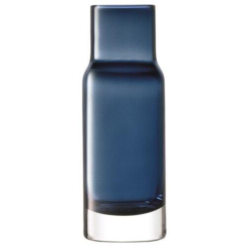 Ваза Utility, 19 см, синяя ваза lsa international utility 19 см синяя