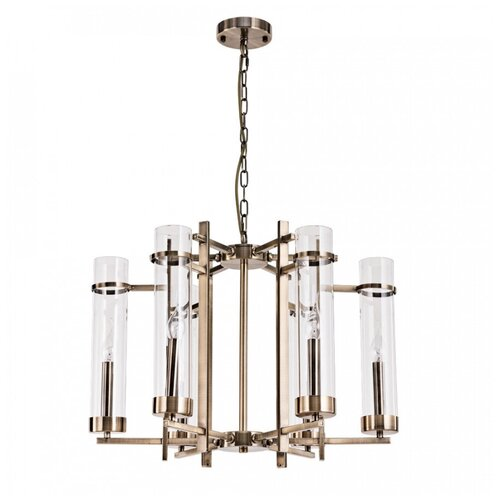 Люстра Arte Lamp Hugo A1688LM-6AB, E14, 360 Вт