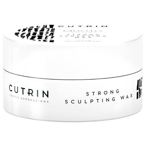 Cutrin Воск Muoto Strong Sculpting Wax, сильная фиксация, 100 мл