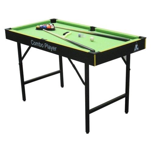 Многофункциональный игровой стол DFC Smile ES-GT-4870 черный
