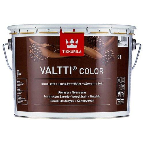Tikkurila Valtti Color бесцветный 9 л