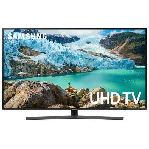 Фото - Телевизор Samsung UE55RU7200U 55 (2019) черный уголь телевизор