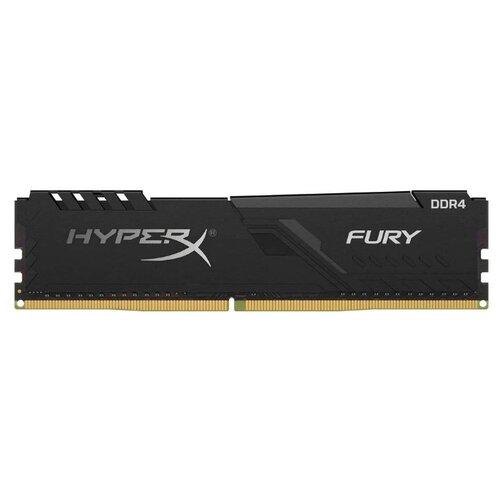 Оперативная память HyperX Fury DDR4 3466 (PC 27700) DIMM 288 pin, 8 ГБ 1 шт. 1.35 В, CL 16, HX434C16FB3/8