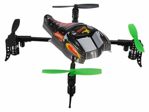 Квадрокоптер WL Toys V202 черный фото 1