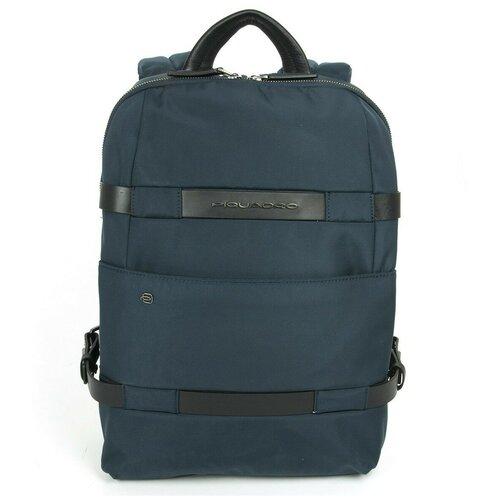 Мужской рюкзак PIQUADRO Рюкзак PIQUADRO (29x39x11 см / Синий)