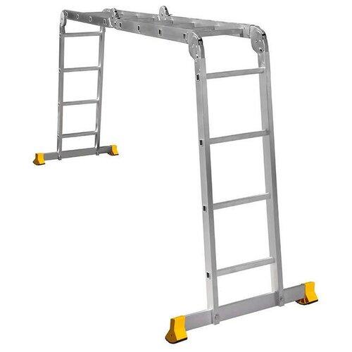 Лестница трансформер 4-секционная ALVE 4413