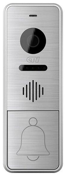 Вызывная (звонковая) панель на дверь CTV D3000 серебро
