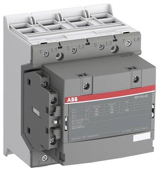 Магнитный пускатель/контактор перемен. тока (ac) ABB 1SFL427101R1311