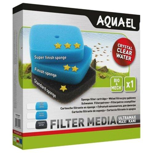 Сменная губка AQUAEL для фильтра ULTRAMAX / ULTRA FILTER / MAXI KANI PPI20 крупнопористая