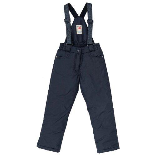Купить Брюки Button Blue 220BBGMC6403 размер 122, синий, Полукомбинезоны и брюки