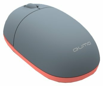 Мышь Qumo iO1G Grey USB