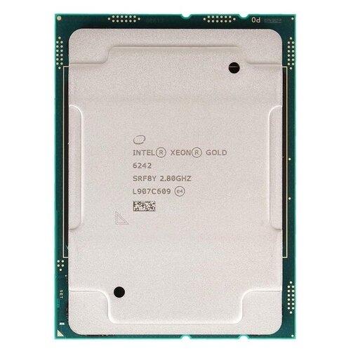 Процессор Intel Xeon Gold 6242, HPE