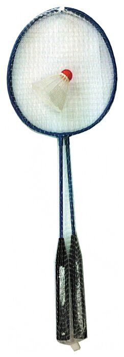 Набор ракеток для бадминтона 2шт (волан) Fiztime 552028