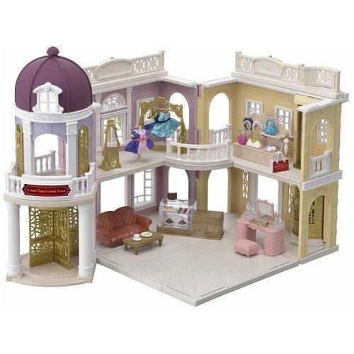 Купить Игровой набор Sylvanian Families Галерея Гранд Таун 6017, Игровые наборы и фигурки