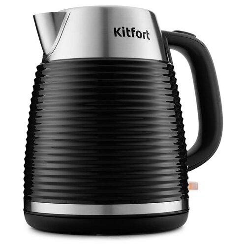 Чайник Kitfort КТ-695-1, черный