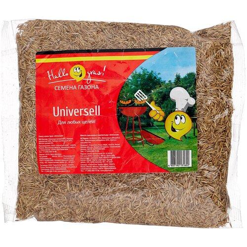 Смесь семян для газона Hallo Gras! Universell, 0.3 кг недорого