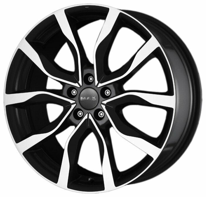 Колесный диск MAK WOLF Black Mirror 6.5xR16 ET40 5*114.3 D76