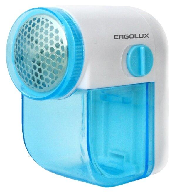 Машинка для удаления катышков Ergolux ELX-LR01-C40 White-Light Blue 13136