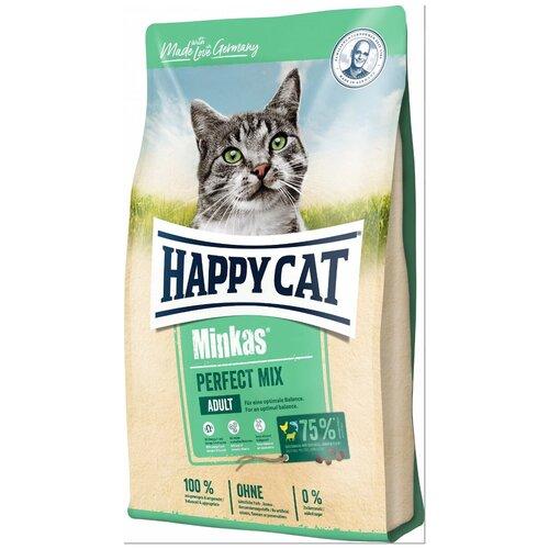 Сухой корм для кошек Happy Cat Minkas Pеrfect Mix 4 кг