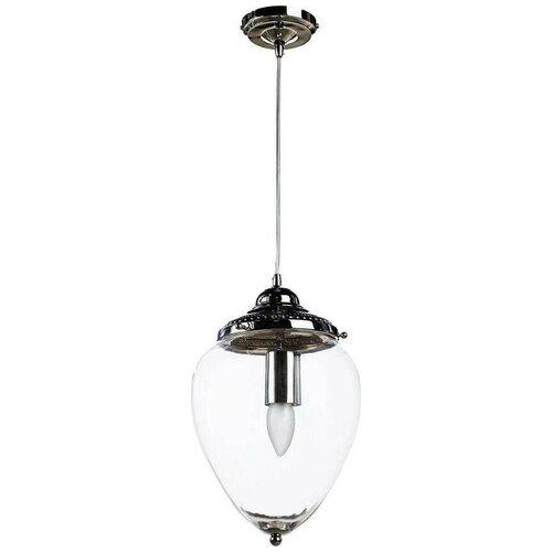 Потолочный светильник Arte Lamp Rimini A1091SP-1AB, E27, 60 Вт светильник arte lamp a1091sp 1ab rimini