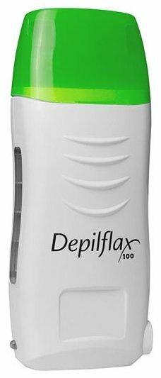 Воскоплав картриджный Depilflax 100 с зеленой крышкой