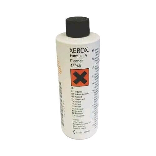 Xerox Очиститель формула А чистящая жидкость для оргтехники
