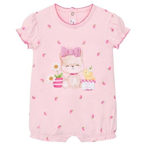 Купить Песочник Mayoral размер 62-68, розовый, Боди