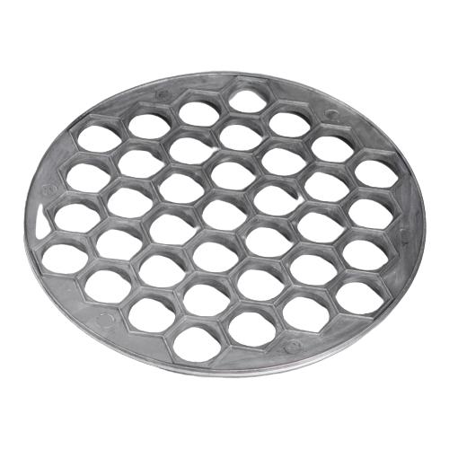 Форма для пельменей TAS-PROM 2364835, серебристый форма для пельменей kuchenprofi форма для пельменей сталь 18 10 08 0360 28 00