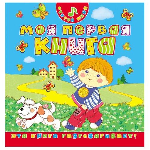 Купить Котятова Н. И. Моя первая книга , РОСМЭН, Книги для малышей