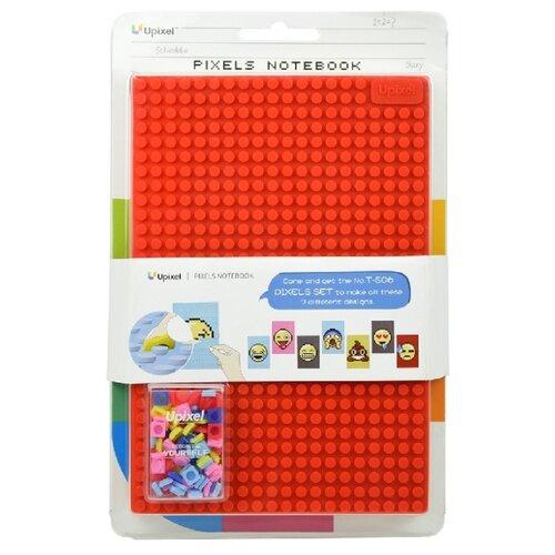 Блокнот Upixel WY-K002 красный, 21x14.5 (100 листов) клатч upixel soho envelope clutch wy b010 серый голубой