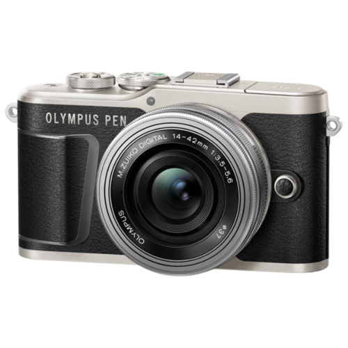 Фото - Фотоаппарат Olympus Pen E-PL9 Kit черный M.Zuiko Digital ED 14‑42mm F3.5‑5.6 EZ Pancake фотоаппарат olympus pen e pl8 kit белый 14 42mm f 3 5 5 6