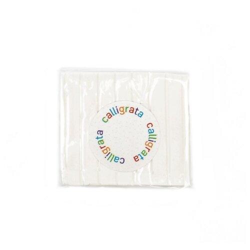 Купить Полимерная глина Calligrata белый SH-04 (1301024), 50 г, Глина