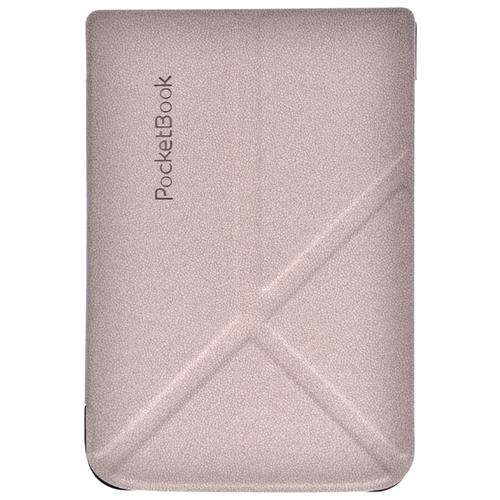 Обложка PocketBook 616, 627, 632, 633 Original Трансформер PBC-627-LGST-RU Светло Серый