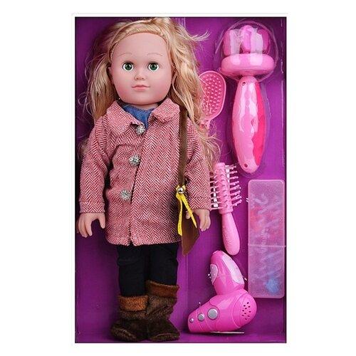 Фото - Кукла Oubaoloon Анечка, 42 см, R31005-2 кукла oubaoloon martina 14 см 601 c