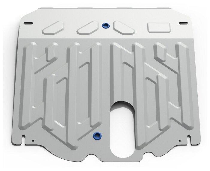 Защита коробки передач и картера двигателя RIVAL 333.2823.1 для Kia
