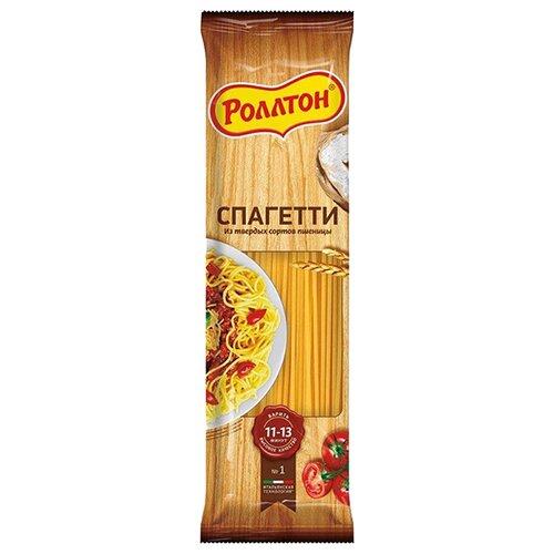 Роллтон Макароны спагетти №1, 400 г