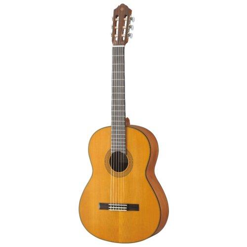 Фото - Классическая гитара YAMAHA CG122MC акустическая гитара yamaha fs820 turquoise