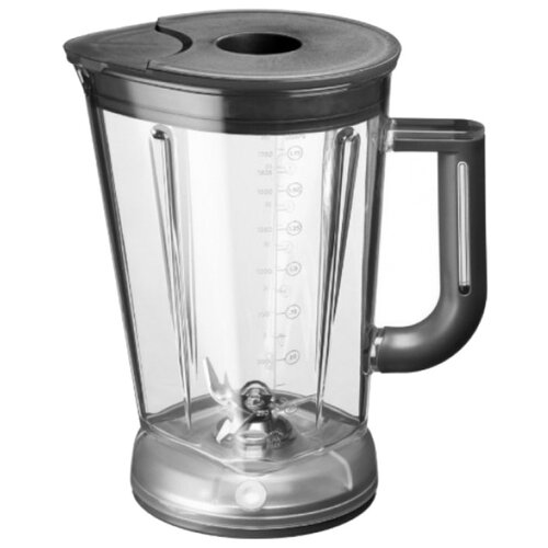 KitchenAid стакан для блендера 5KSBSPJ прозрачный/черный
