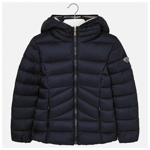 Куртка Mayoral 7498-56/57 размер 140, синий фото