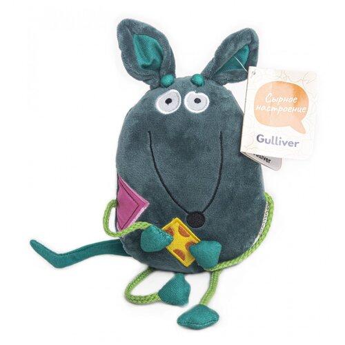 Мягкая игрушка Gulliver Мышка Хвостик 16 см мягкие игрушки gulliver пушистый хвостик лисичка 30 см