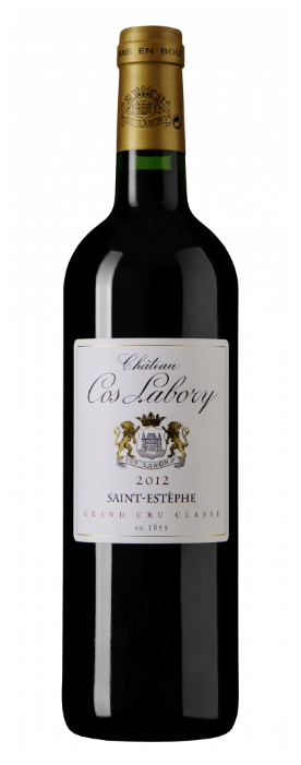 Вино Chateau Cos Labory, 2010, 0.75 л