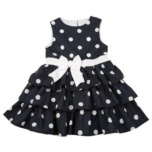 Купить Платье Mini Maxi размер 110, темно-синий, Платья и сарафаны