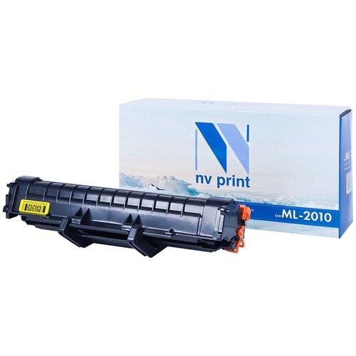Фото - Картридж NV Print ML-2010 для Samsung, совместимый картридж nvp совместимый nv ml 3560db для samsung ml 3560 3561 3561n 3561nd 12000k