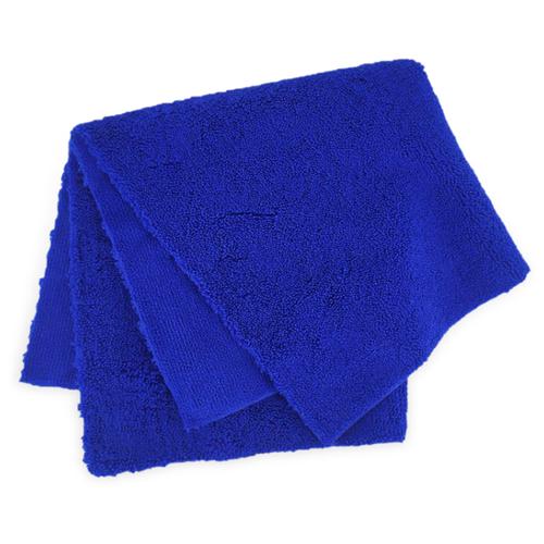 Adolf Bucher Салфетка из микрофибры (без обметки краев) 400 г/м2 синяя 40х40см салфетка adolf bucher classic красный