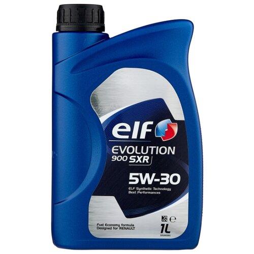 Моторное масло ELF Evolution 900 SXR 5W-30 1 л elf масло моторное elf evolution 900 sxr 5w 30 60 л