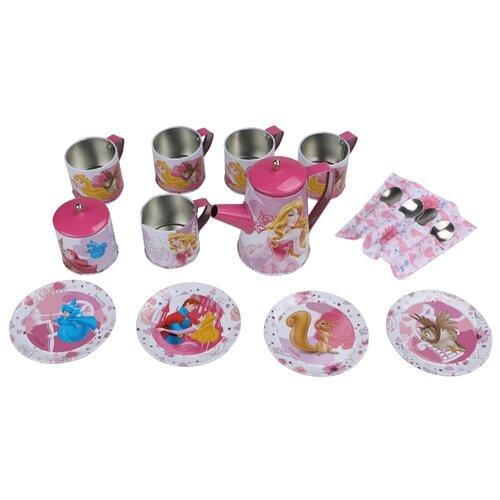 Фото - Набор посуды Hengjiang Art Ceramics Factory Аврора DSN0201-007 розовый набор кофейной посуды disney принцесса аврора