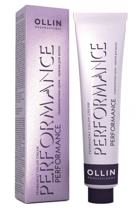 OLLIN Professional Performance перманентная крем краска